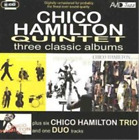 Chico Hamilton Quintet-Ch Quintet Ft Buddy Collette/ch Quintet in Hi-fi/c CD NEU