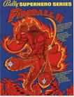 Fireball II  Bally Pinball Flyer / Original Brochure