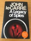 John Le Carre SIGNED A Legacy of Spies 1st 1st Hardback 2017 Mint