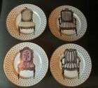 Fitz And Floyd Fine Porcelain Dishes