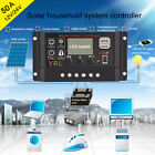 YRL Waterproof LCD Solar Panel Controller Battery Charge Regulator 12V 24V