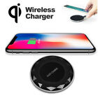 9V/1.67A QI Wireless Charger Diamond Fast Charging Holder Pad Dock For Samsung