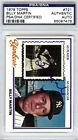 Billy Martin Autographed Signed 1978 Topps Card #721 New York Yankees PSA DNA