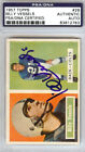 Billy Vessels Autographed Signed 1957 Topps Card #29 Baltimore Colts PSA DNA