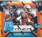 2017 Panini Prizm Football 1st Off The Line Hobby Box - Exclusive Bronze Star