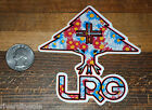 Lifted Research Group Floral Tree Sticker Decal Rare LRG