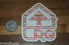 Lifted Research Group Tree Pattern Sticker Decal Rare LRG