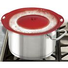 Boil Over Safeguard Silicone Lid Stops Pots and Pans from Messy Spillovers Jobar