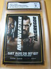 2017 Topps Now Mayweather vs. McGregor Trading Cards 10