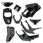 KIT 4 FAIRINGS SHINY BLACK + 5 PIECES NEUTRAL MBK BOOSTER 50 YAMAHA BW'S 88-03
