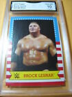 Brock Lesnar Cards, Rookie Cards and Autographed Memorabilia Guide 57