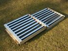 General Electric SOLAR COLLECTOR Hot Water Heater Thermal Panel Swimming pool