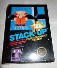 Stack-Up (Nintendo Entertainment System NEW, 1985) NEW Factory Sealed