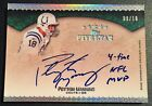 2010 Topps Five Star Peyton Manning Quotable Inscription Auto 10 *RARE*