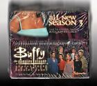 BUFFY THE VAMPIRE SLAYER Season 3 (Sealed 36 Pack Box) FIND Autograph Cards Auto