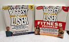 Lot of 2 The Biggest Loser Fitness Program  The Weight Loss Program