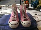 Pink Converse All Stars Size 55 Mens Sneakers