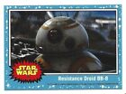 2017 Topps Countdown to Star Wars The Last Jedi Trading Cards 29