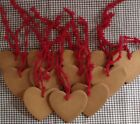 Ground Cinnamon Hearts Valentines Day Bowl Fillers Primitive 12 STPC