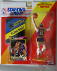 1992 Starting Lineup Vlade Divac Los Angeles Lakers Kenner Basketball Figure