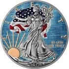 USA 2017 1 American Eagle 1oz Jeans Silver 999 Coin