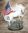 TRAIL PAINTED PONIES Unconquered 1E 2667 Strength in Adversity American Spirit