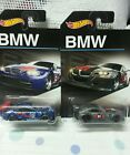 2016 Hot Wheels: BMW 100th Anniversary Series - Walmart - Complete Set of 8 Cars