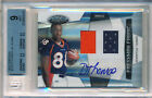 DEMARYIUS THOMAS 2010 Certified Autograph RC Jersey Auto #279 599 BGS 9 Mint