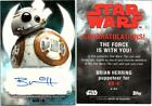2017 Topps Star Wars The Last Jedi Trading Cards 10