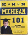 University of Michigan 101  My First Text Board Book