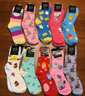 Happy Easter Theme Womens Crew Socks Size 9 11 NWT