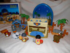 FISHER PRICE LITTLE PEOPLE THE INN AT BETHLEHEMNATIVITY ACCESSORY SET IN BOX