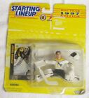 NHL Patrick Lalime 1997 Starting Lineup Figure & Card  Pittsburgh Penguins