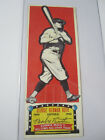 1951 Topps Connie Mack's All-Stars Baseball Cards 14