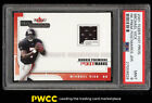 2001 Fleer Hot Prospects Postmarks Michael Vick ROOKIE PATCH 1775 PSA 9 (PWCC)
