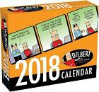 Dilbert 2018 Day-To-Day Calendar by Scott Adams Page a day