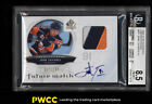 2009 SP Authentic Limited John Tavares ROOKIE RC AUTO PATCH 100 BGS 8.5 (PWCC)