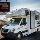 2018 Jayco Melbourne 24K Mercedes Chassis Diesel Class C Motorhome RV Sale Price