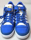 Adidas Concord II Mid Calf Blue White Sneakers Size 105 or 12 BB8777 New