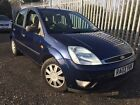 LARGER PHOTOS: 2003 FORD FIESTA 1.4 GHIA NO MOT SPARES OR REPAIRS NO RESERVE
