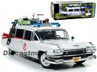AUTOWORLD AWSS118 118 1959 CADILLAC ELDORADO ECTO 1 GHOSTBUSTER MOVIE NEW MODEL
