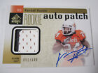 Kendall Hunter 2011 SP Authentic Autograph Game Jersey Patch Rookie #'d 51 699