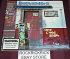 BACKSLIDERS - LEFT FIELD HOLLER -13 TRACK RARE CD- (DIGIPAK) Shock ‎– BS6
