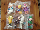 Plush by General Mills Cereal Breakfast Pals Beanie Bean Bag Toy complete set/7