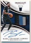 2015-16 Panini Immaculate Basketball Cards 21