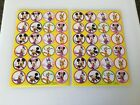 Disney Friend Circle Stickers Great for borders Clearance 2 Sheets