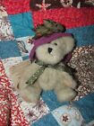 BOYDS BEARS  BRIDGETTE BEARDEAUX HATS AND SUCH SERIES