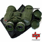 Day Night 60X50 Military Army Binoculars Camouflage w Pouch by Perrini 1208