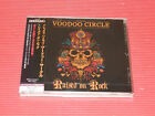 2018 ALEX BEYRODY'S VOODOO CIRCLE Raised On Rock with Bonus Tracks JAPAN CD