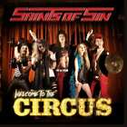 Saints Of Sin - Welcome To The Circus NEW CD